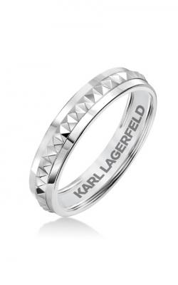 KARL LAGERFELD PYRAMID Wedding Band 11-KA145W5-G.00 product image