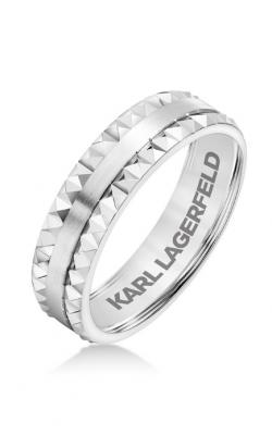 KARL LAGERFELD PYRAMID Wedding Band 11-KA145P5-G.0011-KA149P6-G.00 product image