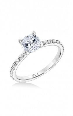 KARL LAGERFELD PYRAMID Engagement Ring 31-KA161ERP-E.00 product image