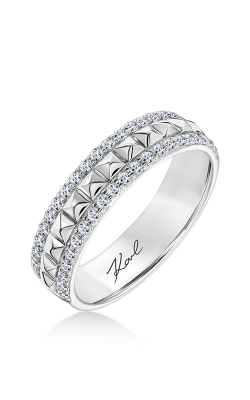 KARL LAGERFELD PYRAMID Wedding Band 33-KA165P-L.00 product image