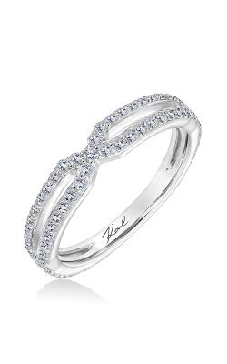 KARL LAGERFELD PERSPECTIVE Wedding Band 31-KA158P-L.00 product image