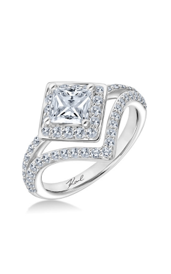 KARL LAGERFELD PERSPECTIVE Engagement Ring 31-KA163ECW-E.00 product image