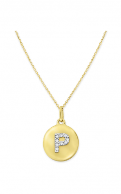 KC Designs Mini Disc Necklace N11400-P product image
