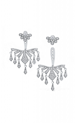 KC Design Diamond Chandelier Earring Jackets and Studs E7936 product image
