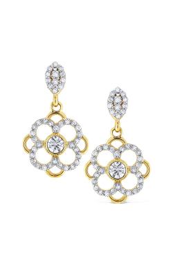 KC Designs Diamond Fashion Earring E8734 product image