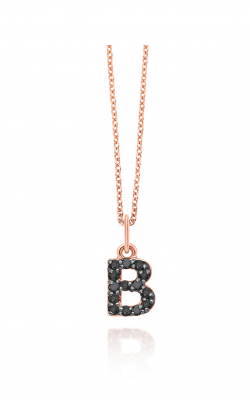 KC Designs Baby Block Necklace N3760BK-B product image