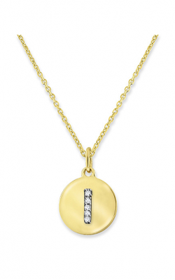 KC Designs Mini Disc Necklace N9640-I product image