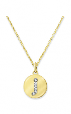 KC Designs Mini Disc Necklace N9640-J product image