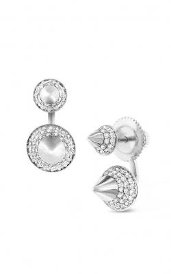 KC Designs Gold and Diamond Mod Spike Earrings E4145 product image