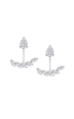 KC Designs Gold and Diamond Earring E7198 product image