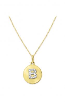 KC Designs Mini Disc Necklace N11400-B product image