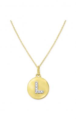 KC Designs Mini Disc Necklace N11400-L product image