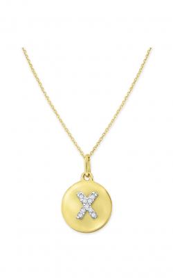 KC Designs Mini Disc Necklace N11400-X product image