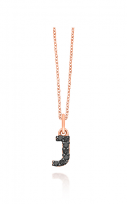 KC Designs Baby Block Necklace N3760BK-J product image