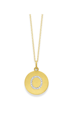 KC Designs Disc Necklace N7444-O product image