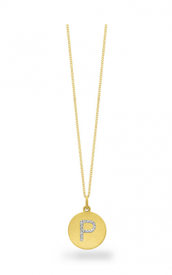 KC Designs Disc Necklace N7444-P product image
