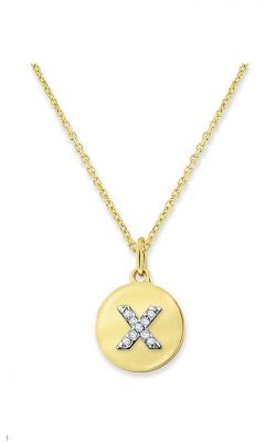 KC Designs Mini Disc Necklace N9640-X product image