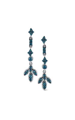 KC Designs 14K Blue Diamond Statement Earrings E9775 product image