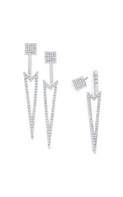 KC Designs Earring Climbers / Jackets Earring E1059 product image