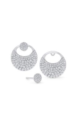 KC Designs Earring Climbers / Jackets Earring E1211 product image