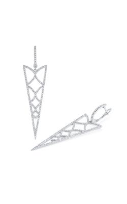 KC Designs Diamond Fashion Earring E9514 product image