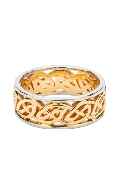 Keith Jack Window To The Soul Wedding Band PRG3369-WYW product image