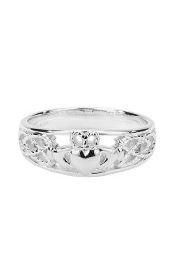 Keith Jack Claddagh Wedding Band PRS6473 product image