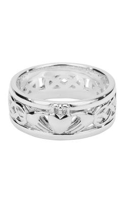 Keith Jack Claddagh Wedding Band PRS6474 product image