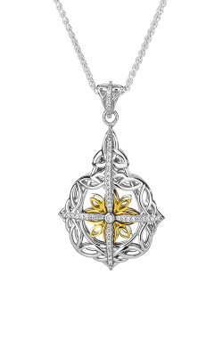 Keith Jack Compass Necklace PPX6223 product image