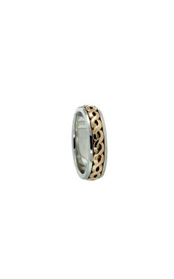 Keith Jack Gold Wedding Band PRG28207-10k-WY product image