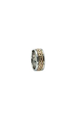 Keith Jack Gold Wedding Band  PRG6469-10k-W product image