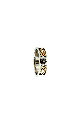 Keith Jack Gold Wedding Band PRG3371-10k-WY product image