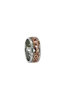 Keith Jack Claddagh Wedding Band PRG6474-10k-WR product image