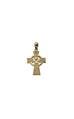 Keith Jack Celtic Crosses Necklace PCRG3044 product image