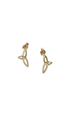 Keith Jack Gold Earrings PEG2342 product image