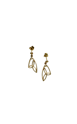 Keith Jack Gold Earrings PEG2395 product image