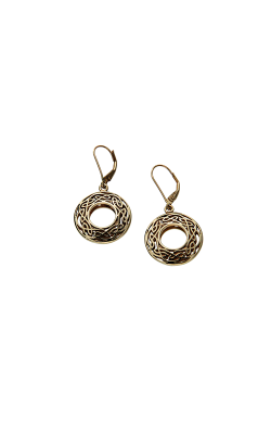 Keith Jack Gold Earrings PEG3383 product image
