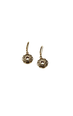 Keith Jack Gold Earrings PEG4809 product image
