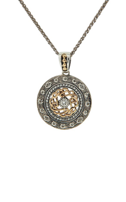 Keith Jack Brave Heart Necklace PPX8401-WT product image