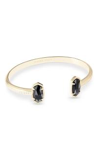 Kendra Scott Bracelets Elton Gold Black