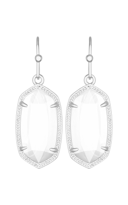 Kendra Scott Earrings Dani Gold White MOP product image