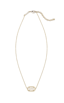 Kendra Scott Necklaces Elisa Gold Ivorymop product image
