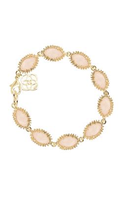 Kendra Scott Bracelets Jana Gold Rose Quartz product image