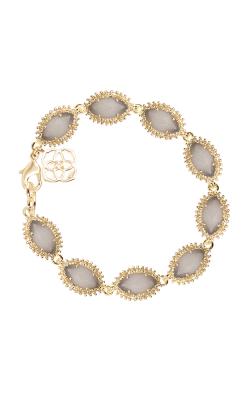 Kendra Scott Bracelets Jana Gold Slate Catseye product image