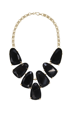 Kendra Scott Necklaces Harlow Gold Black product image
