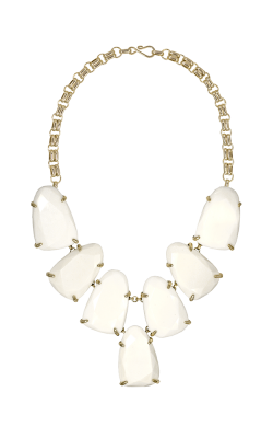 Kendra Scott Necklaces Harlow Gold White product image