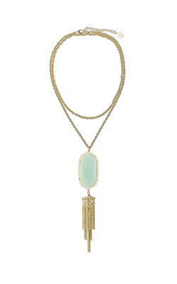 Kendra Scott Necklaces Rayne Gold Chalcedony product image