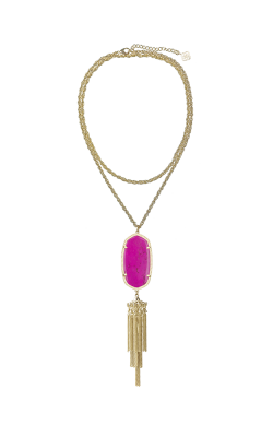 Kendra Scott Necklaces Rayne Gold Magenta Magnesite product image