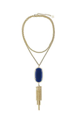 Kendra Scott Necklaces Rayne Gold Navy Catseye product image