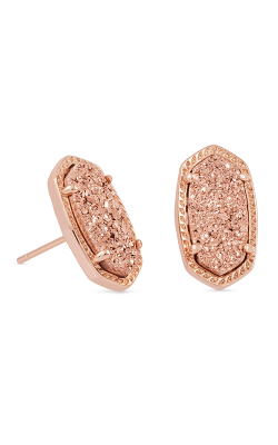 Kendra Scott Earrings Ellie Rose Gold Drusy product image